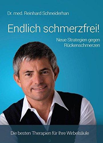 """Buchcover von """"Endlich Schmerzfrei"""""""