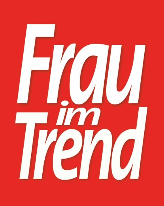 Frau im Trend Logo