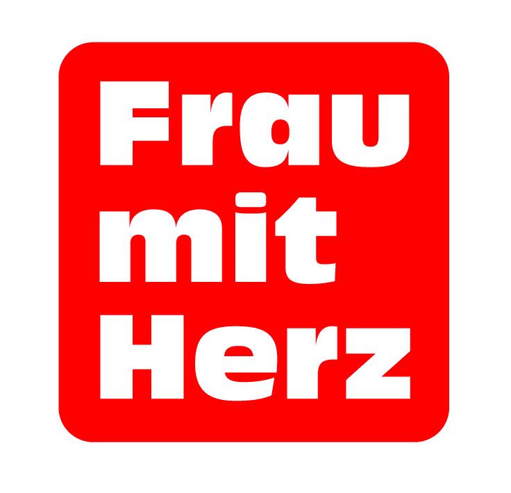 Logo Frau mit Herz