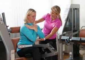 Übung für stärkeren Rücken